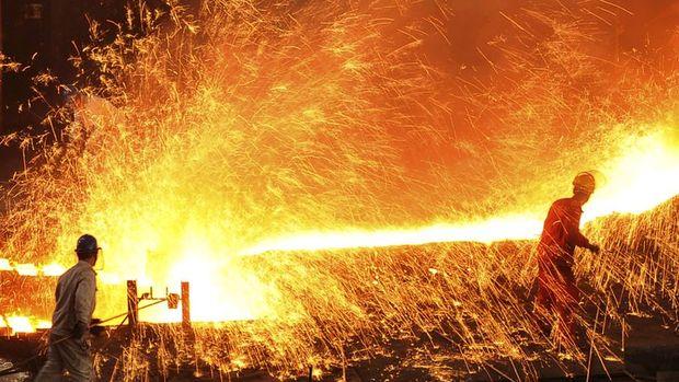 Almanya'da çelik üreticilerine 646 milyon euroluk fiyat sabitleme cezası