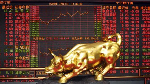 Asya borsaları 'ticaret umutlarıyla' yükseldi
