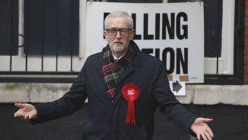 İngiltere'de İşçi Partisi lideri Corbyn, görevini bırakac...