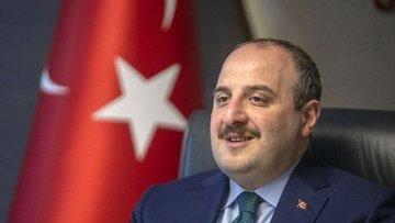 """Bakan Mustafa Varank """"sanayi üretimindeki artışı"""" değerle..."""