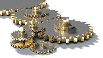 Sanayi üretimi Ekim'de aylık % 0.9 düştü, yıllık % 3.8 ar...