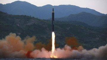 Kuzey Kore uydu fırlatma sahasında yeni bir deneme gerçek...