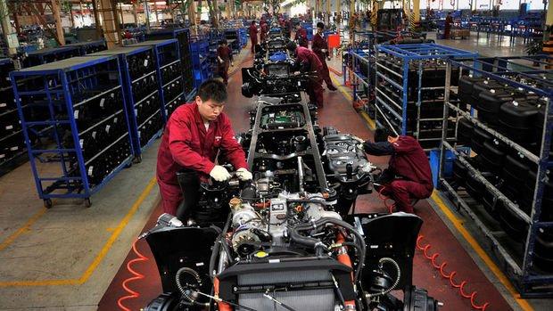 Çin'de sanayi üretimi ve perakende verileri beklentinin üzerinde yükseldi