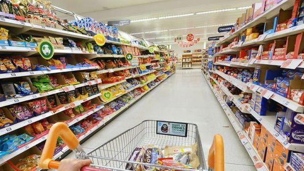 Perakende satış hacmi Ekim'de azaldı