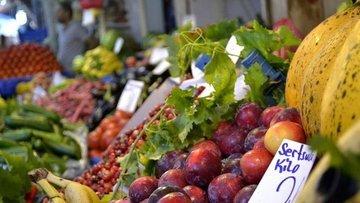 FAO: Türkiye'de üretilen meyve ve sebzelerin yüzde 53'ü t...