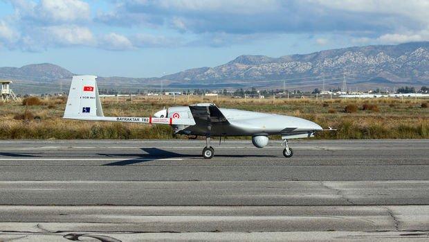 Türkiye'den KKTC'ye inen ilk İHA görev uçuşuna başladı