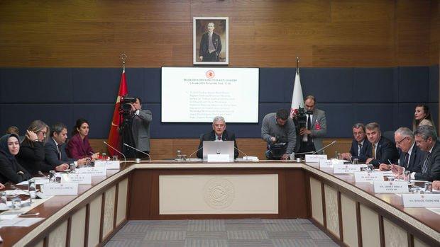 Türkiye-Libya mutabakat teklifi Dışişleri Komisyonu'nda kabul edildi