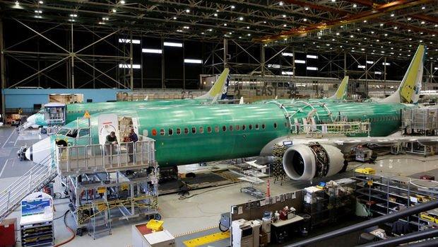 Boeing 737 Max uçaklarının üretimine ara vermeyi planlıyor