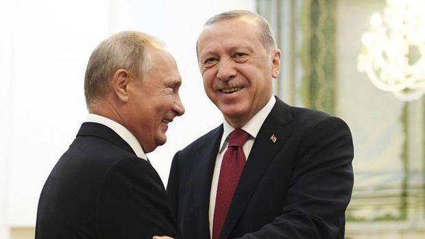 Erdoğan Putin'le Libya'yı konuşacak