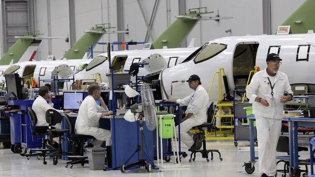 ABD'de sanayi üretimi Kasım'da tahminleri aştı