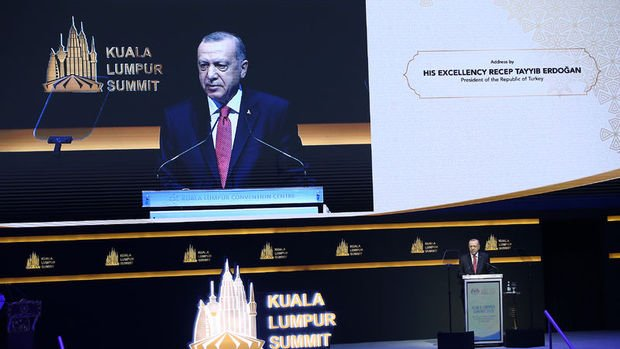 Erdoğan: Dünya 5'ten büyüktür diyoruz