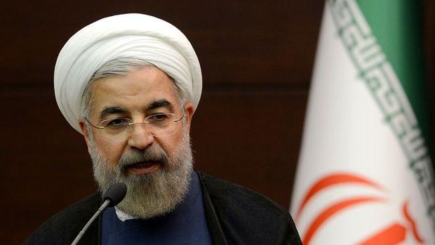 Ruhani: Yaptırımlar ABD'nin hegemonik planlarını sürdürme aracı haline geldi