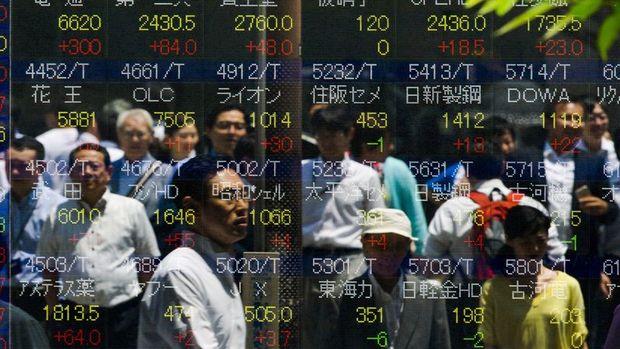Asya'da hisse senetleri geriledi
