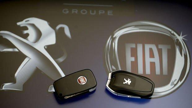 Groupe PSA ve FCA, yüzde 50-50 ortaklı birleşme anlaşmasını imzaladı