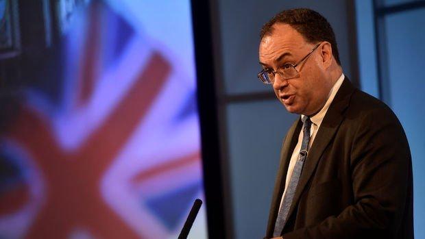 FT: İngiltere MB başına Andrew Bailey geliyor