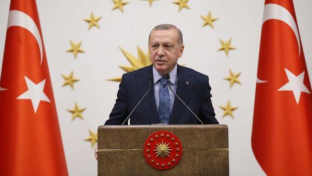 Erdoğan: 2020 içinde faizde tek haneye gidiyoruz