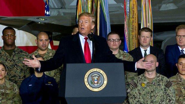 Trump savunma bütçesini imzaladı