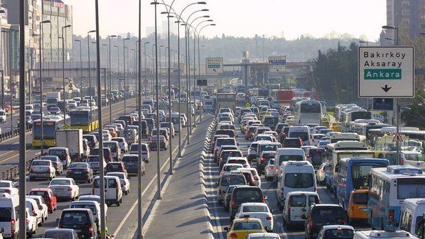 2020 yılı Motorlu Taşıtlar Vergisi yüzde 12 artırıldı