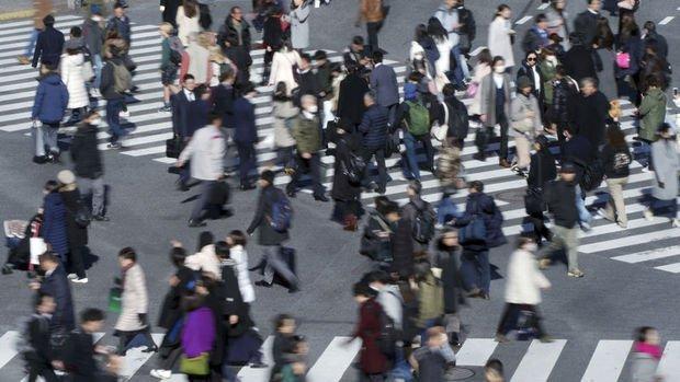 Japonya'da doğum oranı 150 yılın düşüğüne geriledi