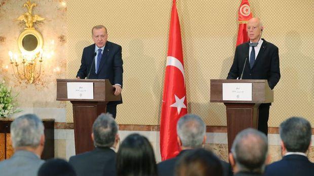 Erdoğan: Libya davet ederse asker göndeririz