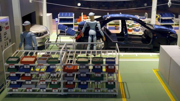 Japonya'da sanayi üretimi ve perakende satışlar geriledi