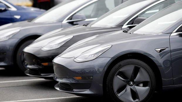 Çin'de üretilen ilk Tesla'lar Pazartesi günü teslim edilecek