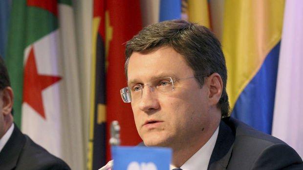 Rusya Enerji Bakanı: OPEC'in üretim kısıntıları sonsuza dek süremez