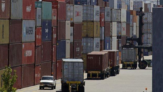 ABD'de dış ticaret açığı Kasım'da % 5.4 geriledi