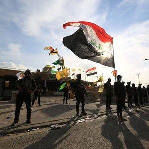 IRAK ORDUSU: TÜM PROTESTOCULAR ABD BÜYÜKELÇİLİĞİ ÖNÜNDEN ÇEKİLDİ
