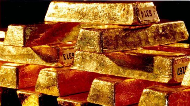 Altın üretiminde 38 tonla rekor kırıldı