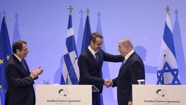 Dışişleri Bakanlığı'ndan Doğu Akdeniz anlaşmasına tepki