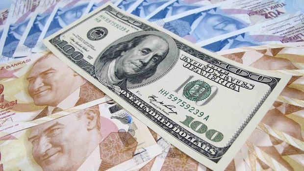 Dolar/TL enflasyon verisinin ardından 5.97'yi gördü