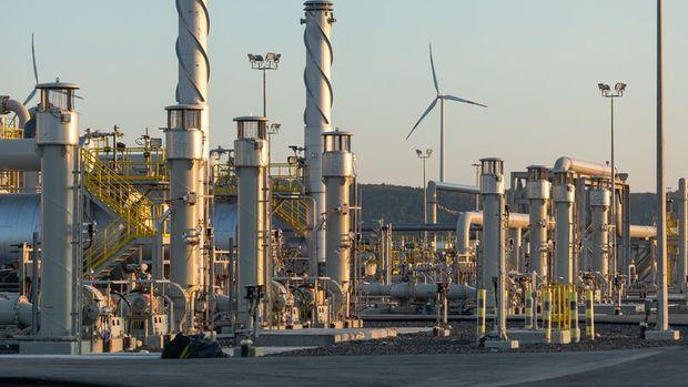 TürkAkım doğal gaz boru hattı Çarşamba günü açılıyor