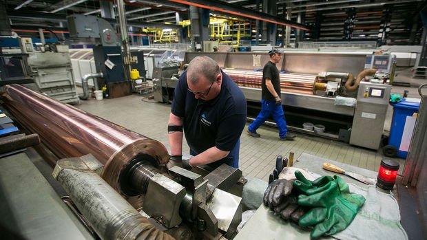 Almanya'da fabrika siparişleri Kasım'da sürpriz bir şekilde geriledi