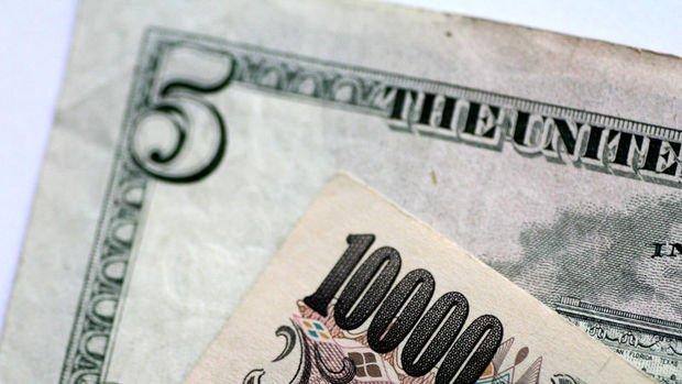 Yen dolar karşısındaki kayıplarını 4. güne taşıdı
