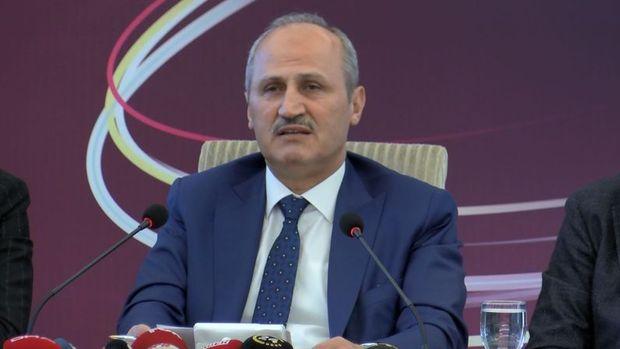 Turhan: Ulaşım ve erişim altyapısına 767,5 milyar lira yatırım yaptık