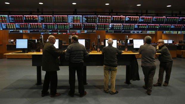 Avrupa borsaları günü jeopolitik gerginliğin hafiflemesiyle yükselişle kapattı