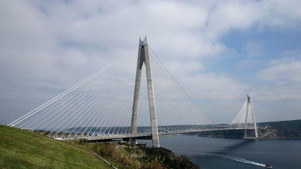Yavuz Sultan Selim Köprüsü'nde hisse devrine vize çıktı