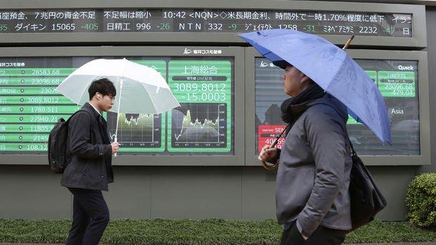 Asya hisse senetleri haftaya karışık seyirle başladı