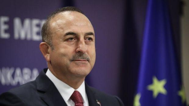 Çavuşoğlu'ndan Hafter açıklaması
