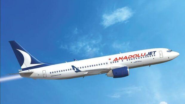AnadoluJet 29 Mart'tan itibaren yurt dışında 28 noktaya uçacak