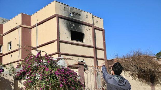 Hafter güçleri Trablus'a roket saldırısı düzenledi