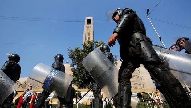 Mısır polisinden AA Kahire ofisine baskın: 4 gözaltı