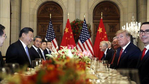 ABD ile Çin arasında birinci faz ticaret anlaşması imzalandı