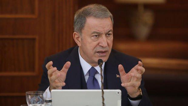 Bakan Akar: Libya'da ateşkesin çöktüğünü söylemek için henüz erken