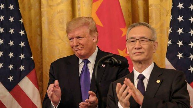ABD ve Çin üç yıl sonra ticaret anlaşmasını imzaladı