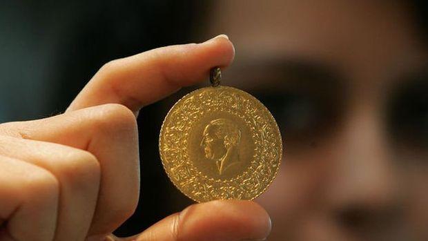 Gram altın 294 lira seviyelerinde