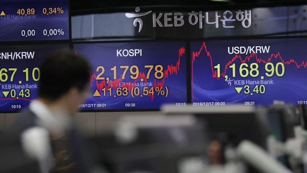 Asya paraları ABD - Çin ticaret anlaşması sonrası karışık seyretti