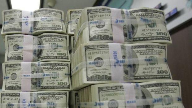 Yurt içi yerleşiklerin döviz mevduatı 1.7 milyar dolar arttı
