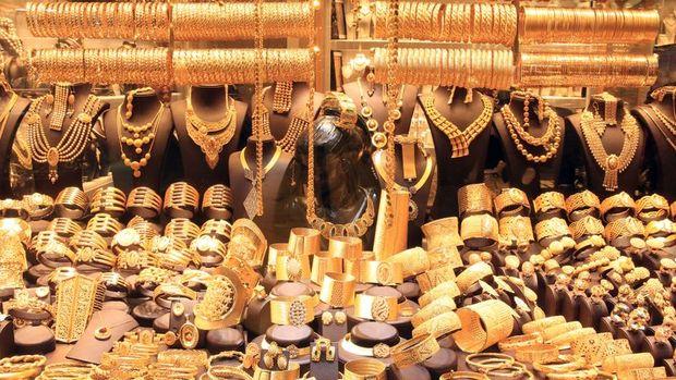 Kapalıçarşı'da altının kapanış fiyatları (16.01.2020)